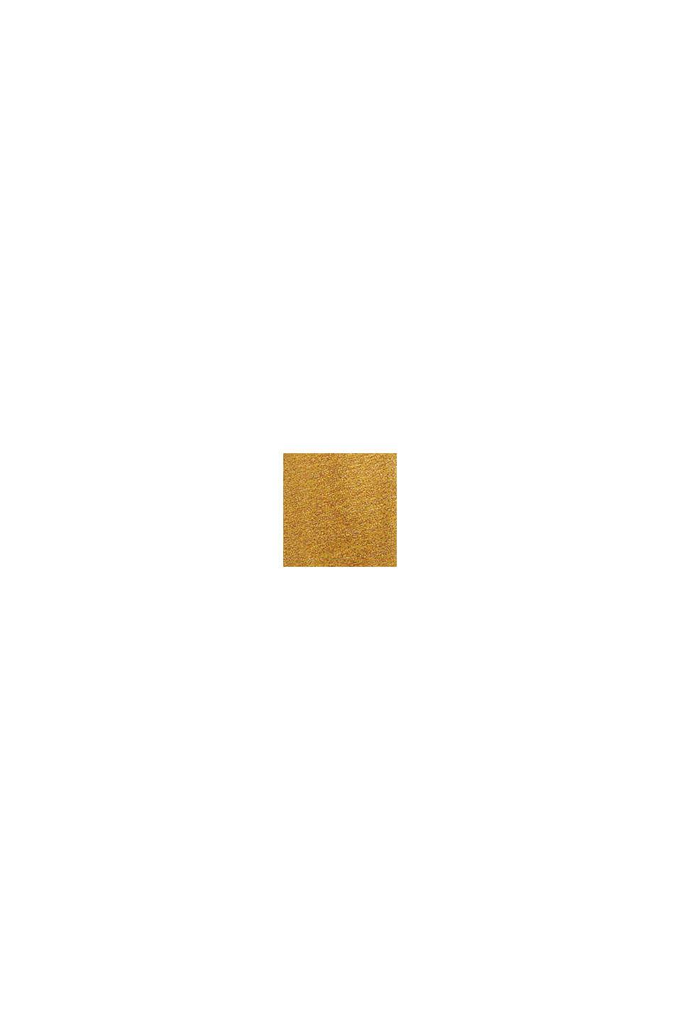Tričko z žerzeje ze 100% bio bavlny, GOLDEN ORANGE, swatch