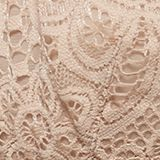 Lace bralet with underwiring, NUDE, swatch