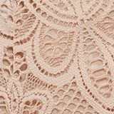 Brazilian hipster lace shorts, NUDE, swatch