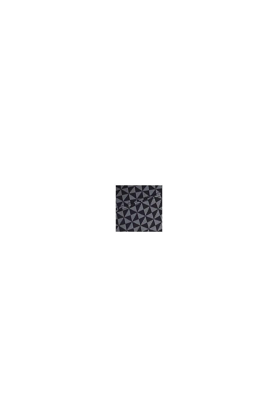 SG à armatures orné de dentelle, BLACK, swatch