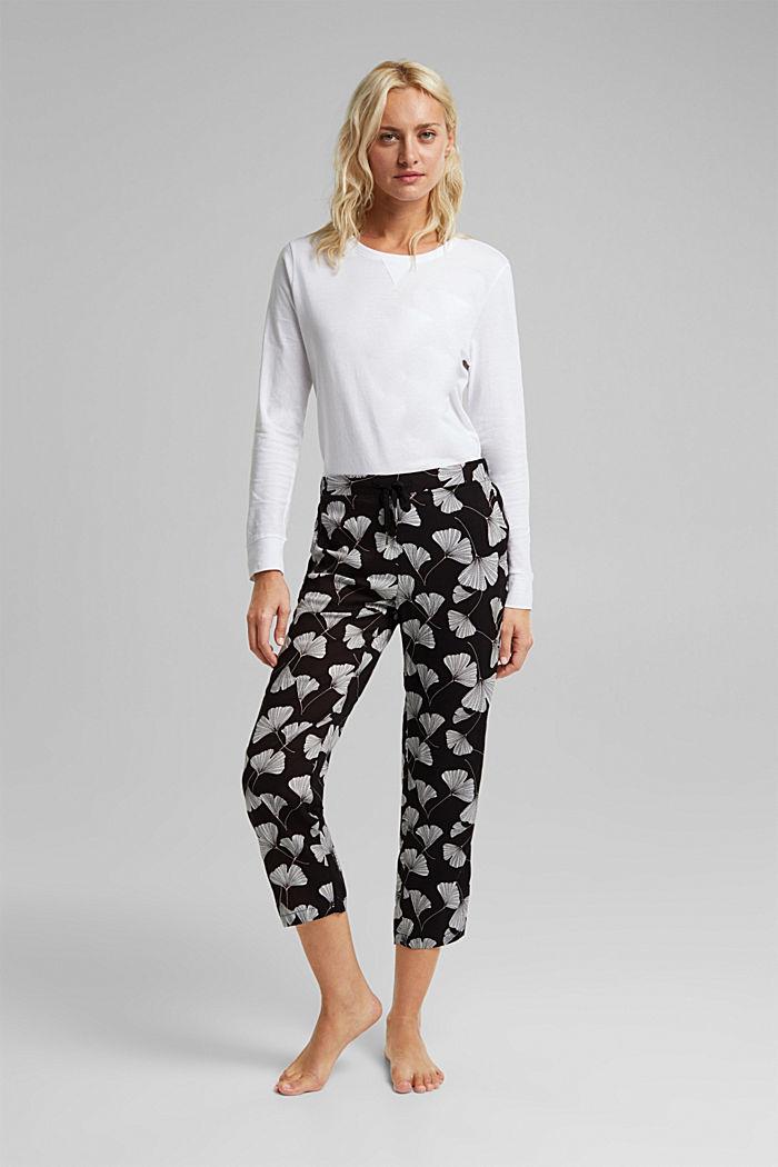 Pantaloni da pigiama in LENZING™ ECOVERO™