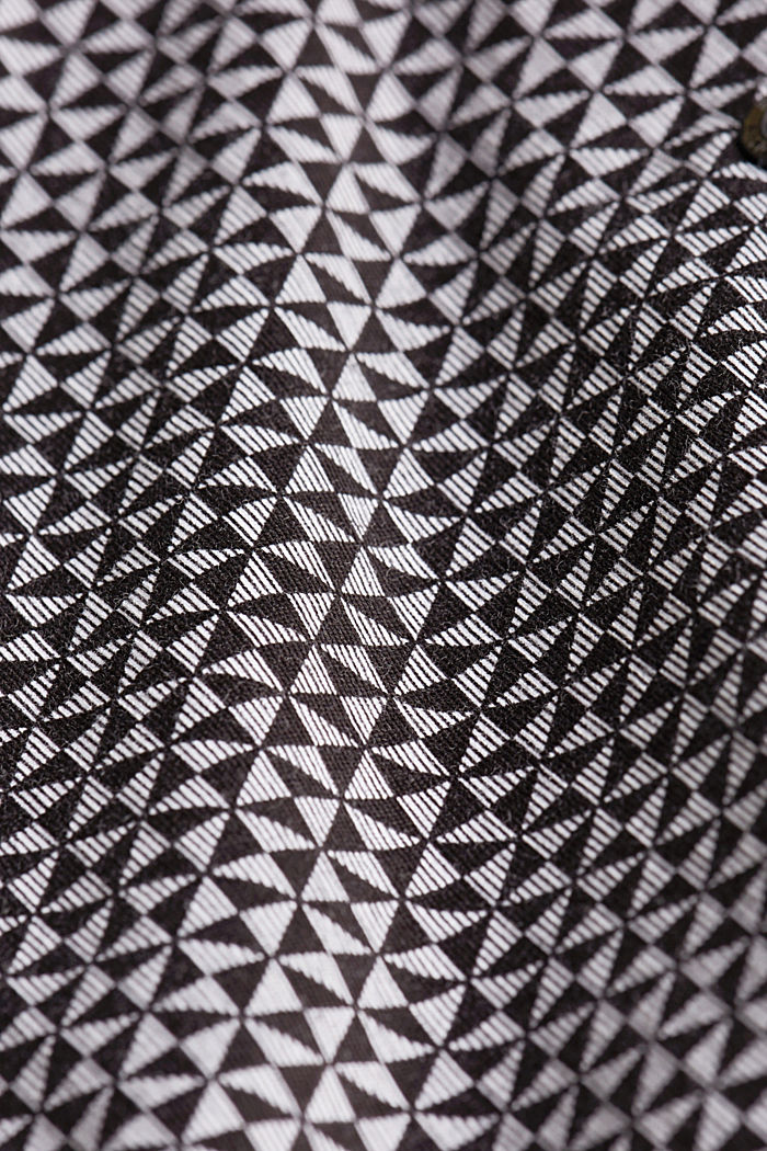 Jersey pyjamas made of 100% organic cotton, BLACK, detail image number 4