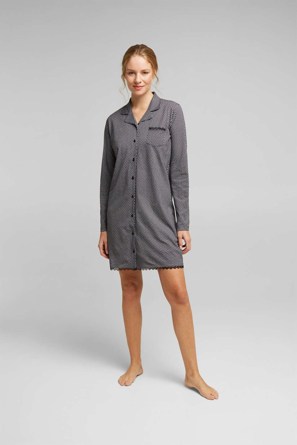 Esprit - Nightshirt made of 100% organic cotton