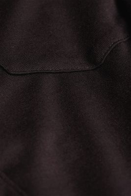 Jersey pyjamas in LENZING™ ECOVERO™, BLACK, detail