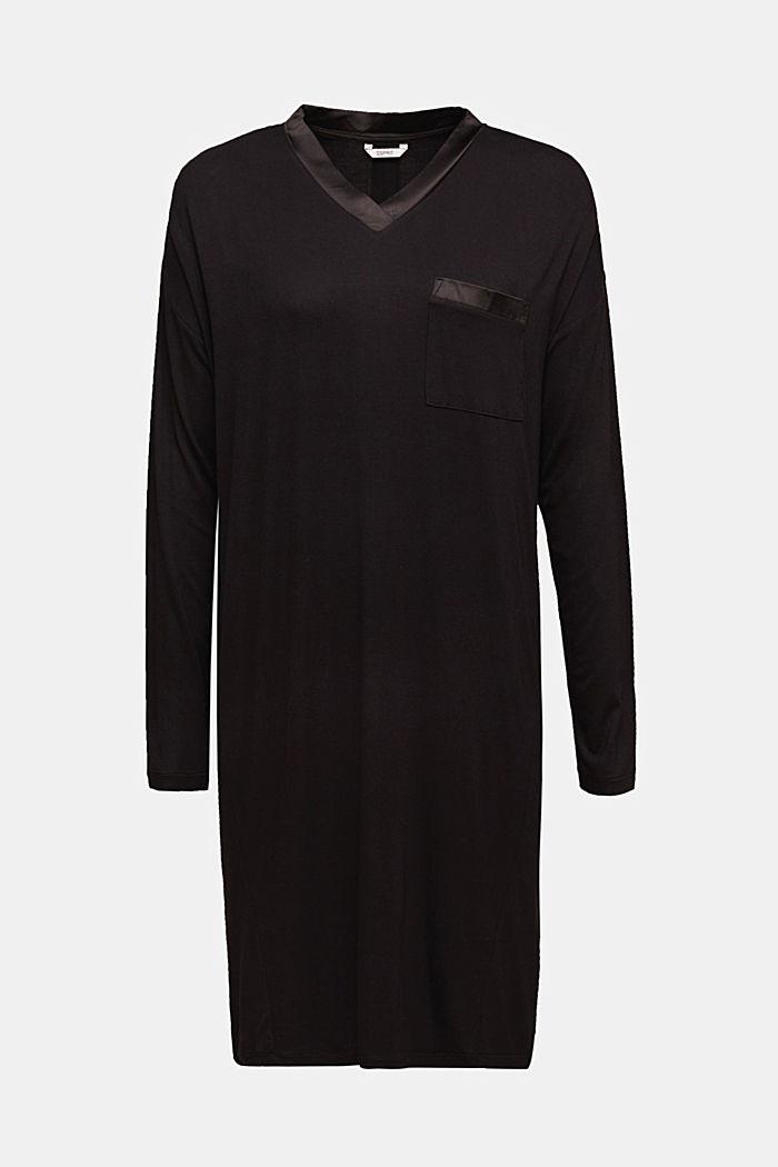 Nachthemd aus LENZING™ ECOVERO™