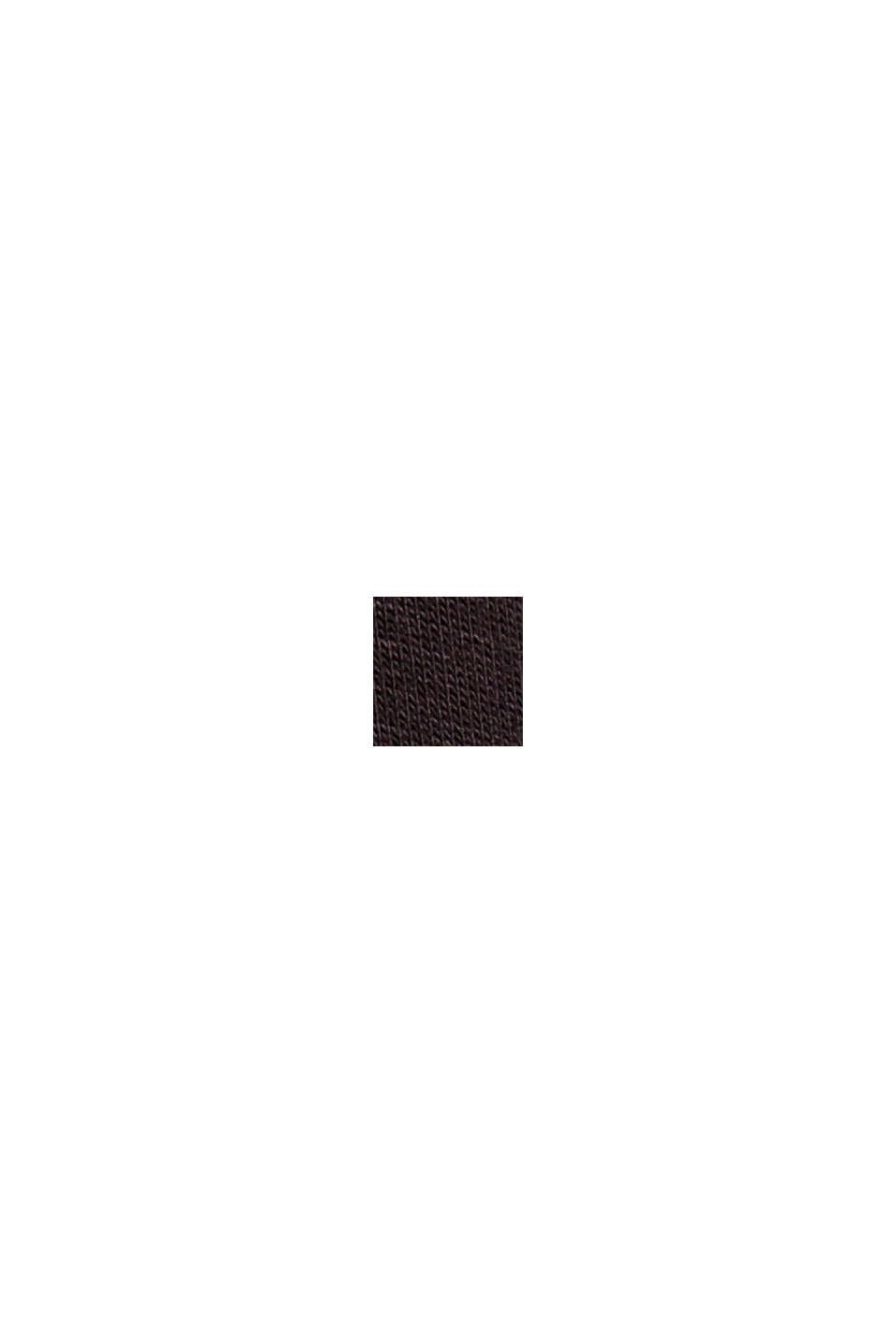 Pyjama bottoms with LENZING™ ECOVERO™, BLACK, swatch