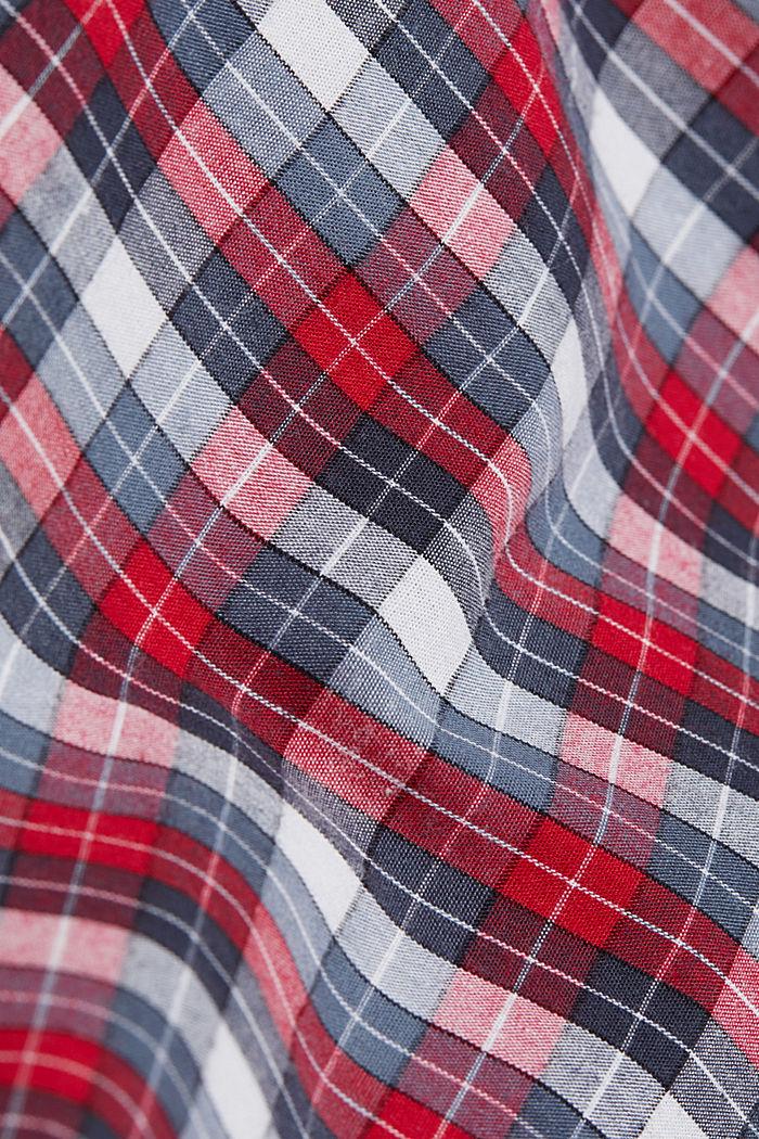 Jersey/fabric pyjamas, organic cotton, NAVY, detail image number 5