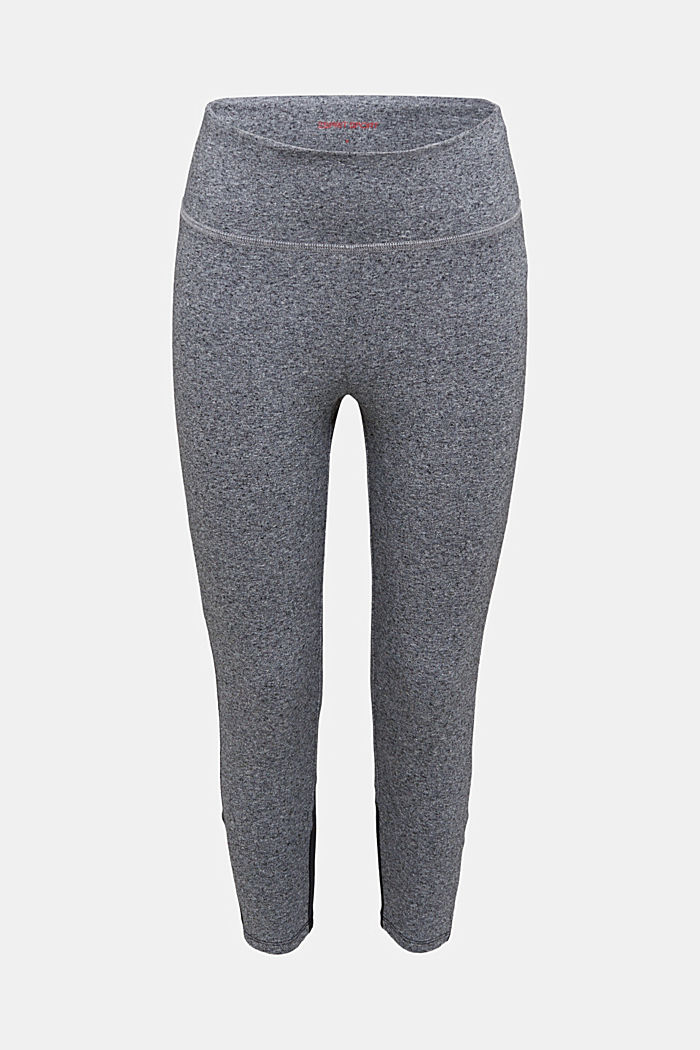 Two-tone leggings, organic cotton