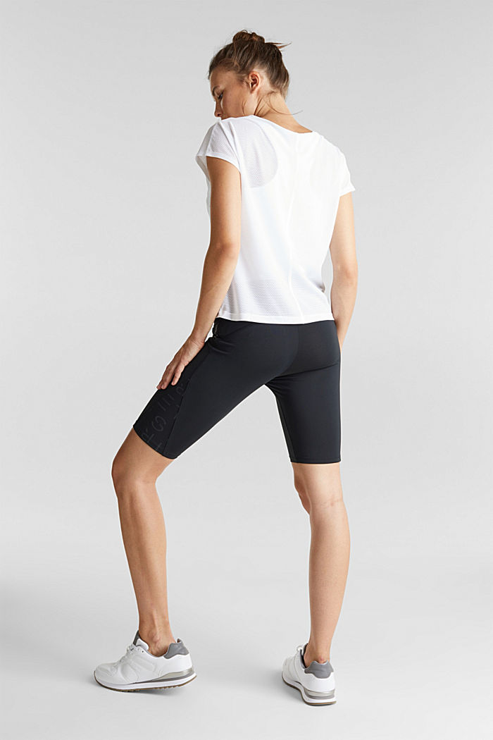 Active trousers with E-DRY, BLACK, detail image number 3