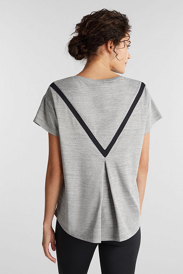 Active E-Dry T-shirt, MEDIUM GREY, detail image number 3
