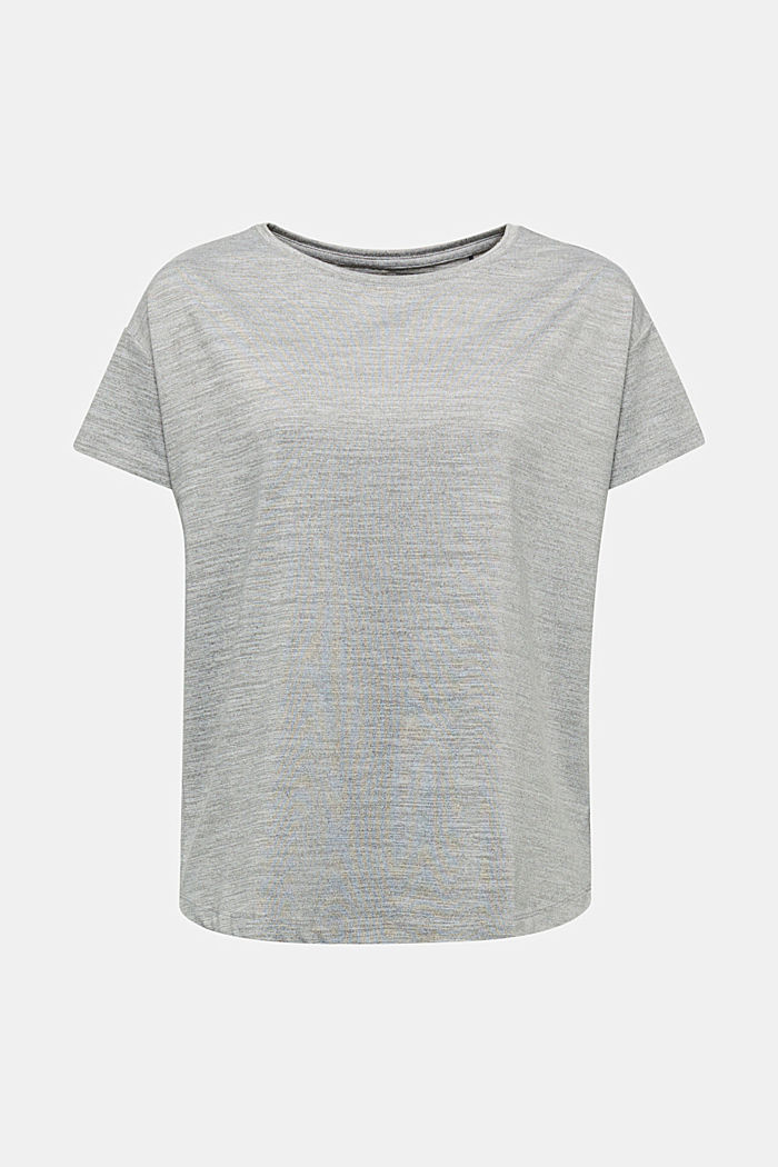 Active-T-Shirt, E-DRY