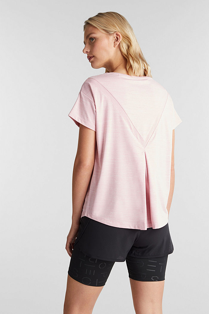 Active E-Dry T-shirt, LIGHT PINK, detail image number 3