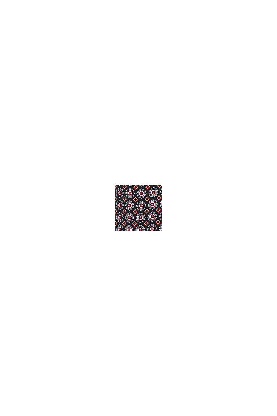 Blusa estampada en LENZING™ ECOVERO™, BLACK, swatch