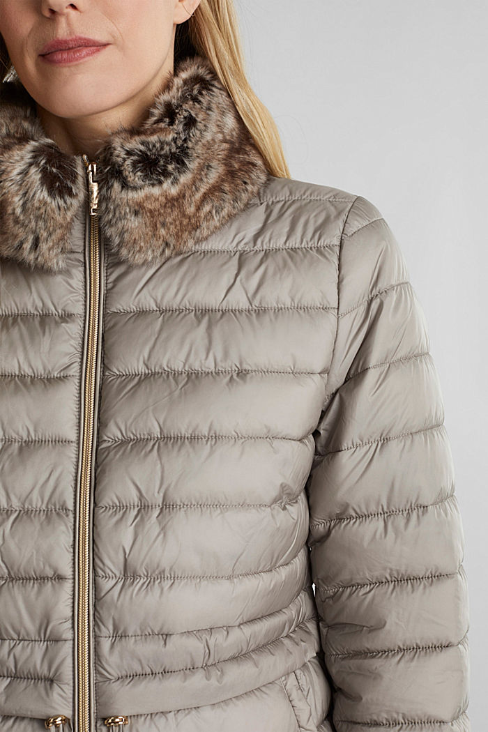Recycelt: 3M™ Thinsulate™ Jacke, LIGHT GREY, detail image number 2