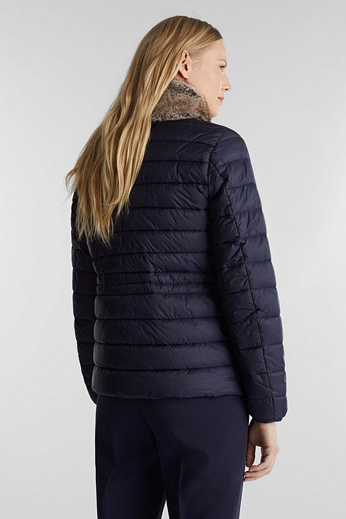 Reciclada: chaqueta Thinsulate™ de 3M™, NAVY, detail image number 3