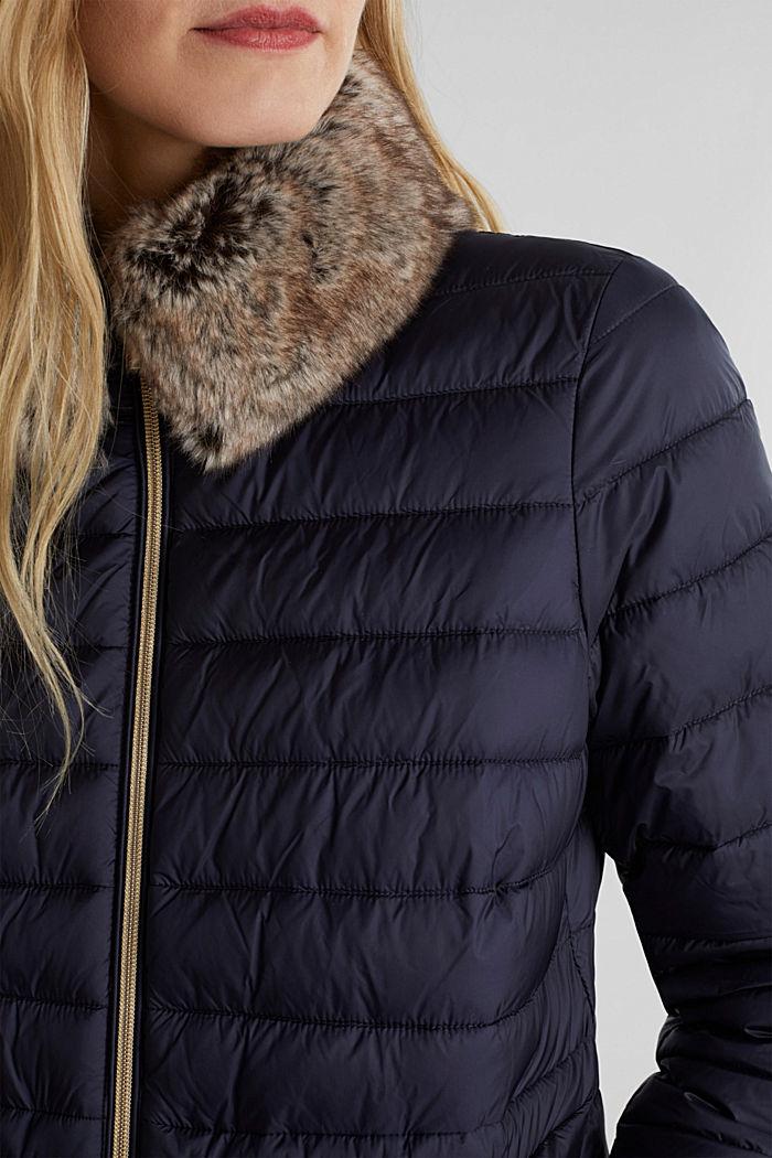 Reciclada: chaqueta Thinsulate™ de 3M™, NAVY, detail image number 2