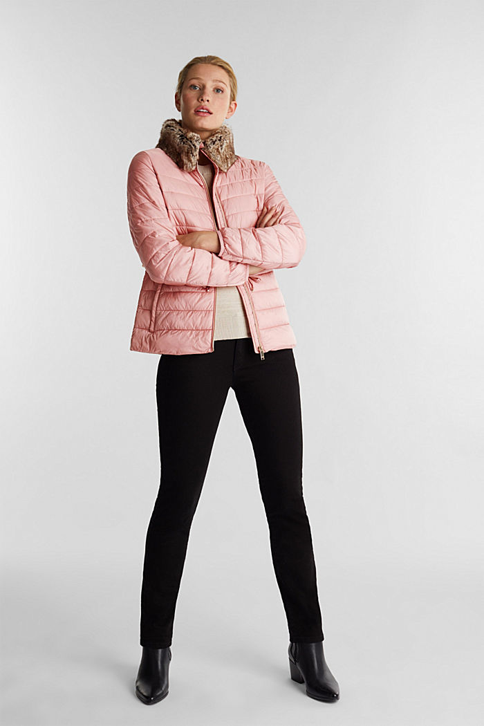 Recycelt: 3M™ Thinsulate™ Jacke, OLD PINK, detail image number 1