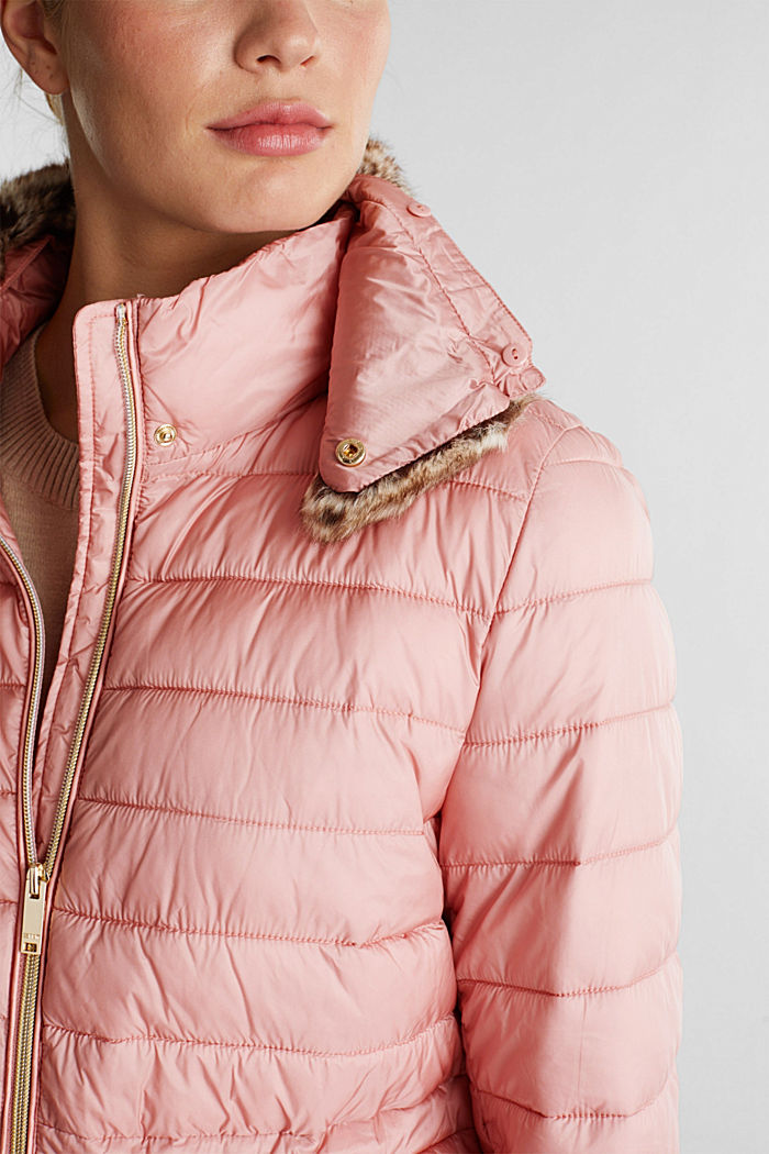 Recycelt: 3M™ Thinsulate™ Jacke, OLD PINK, detail image number 2