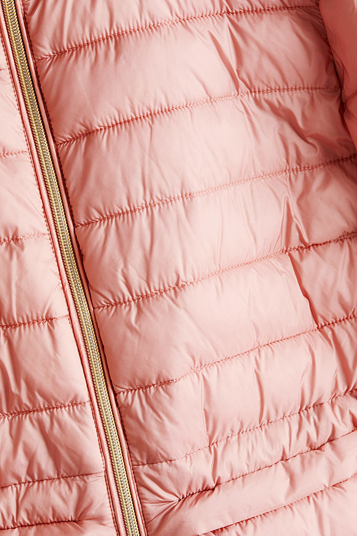 Recycelt: 3M™ Thinsulate™ Jacke, OLD PINK, detail image number 4
