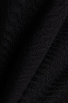 Top with LENZING™ ECOVERO™, BLACK, detail
