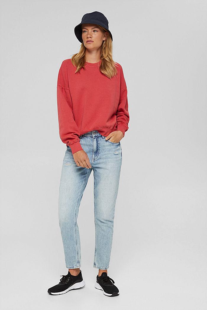 Mom jeans van 100% biologisch katoen