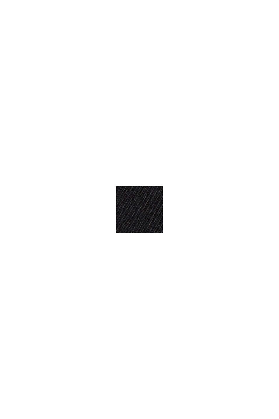 Jeggings en mezcla de algodón, BLACK, swatch