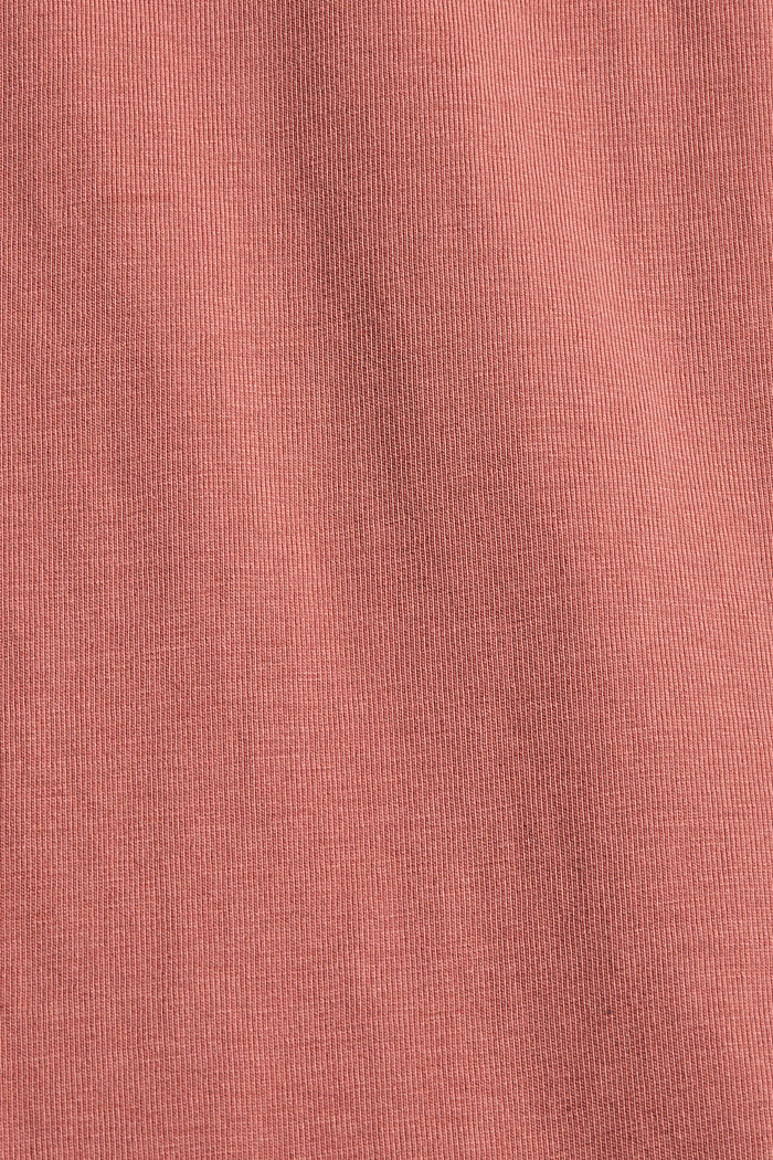 Knitted dress, CORAL, detail image number 4