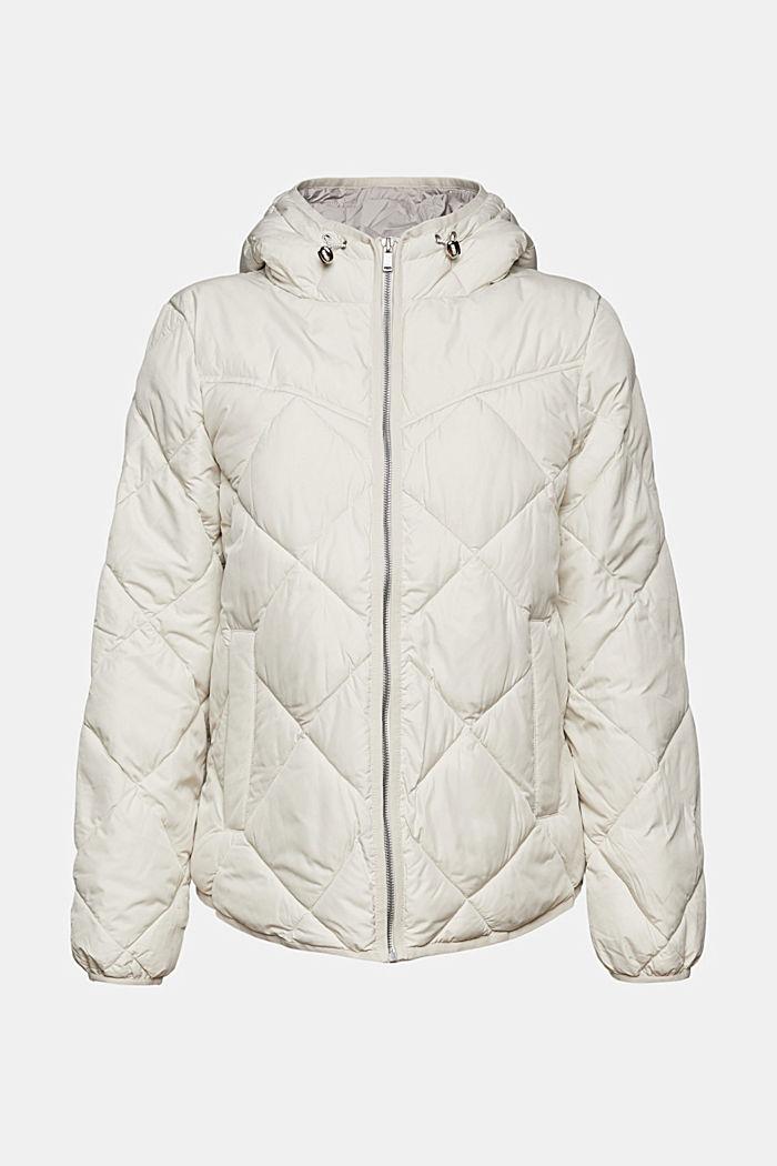 Återvunnet material: quiltad jacka med 3M™ Thinsulate™