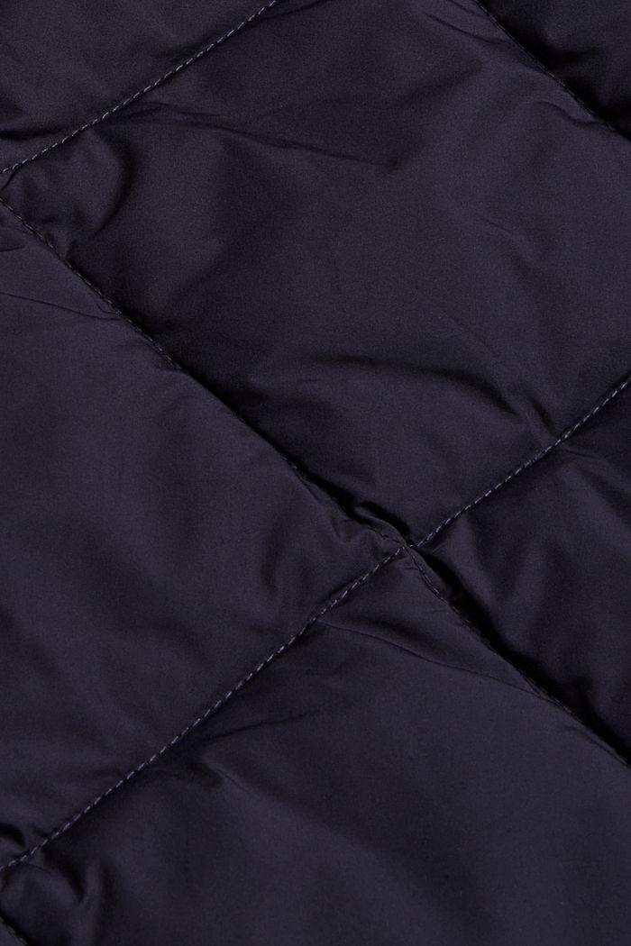 En matière recyclée: la veste matelassée à teneur en 3M™ Thinsulate™, NAVY, detail image number 3