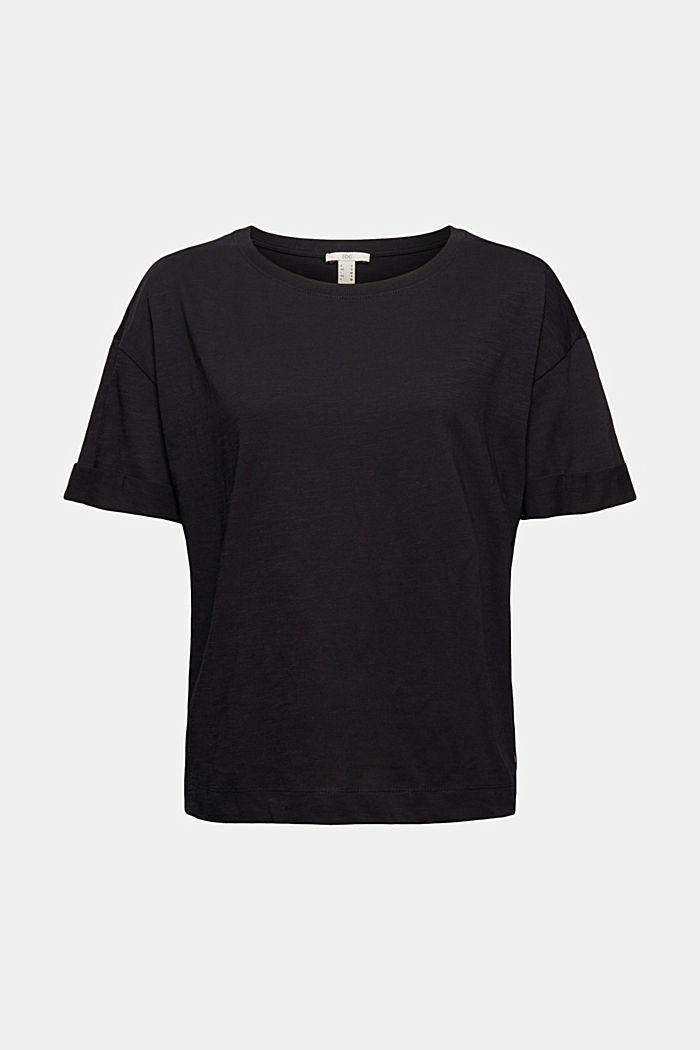 T-shirt van 100% biologisch katoen