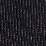 T-Shirt mit Volants, 100% Bio-Baumwolle, BLACK, swatch
