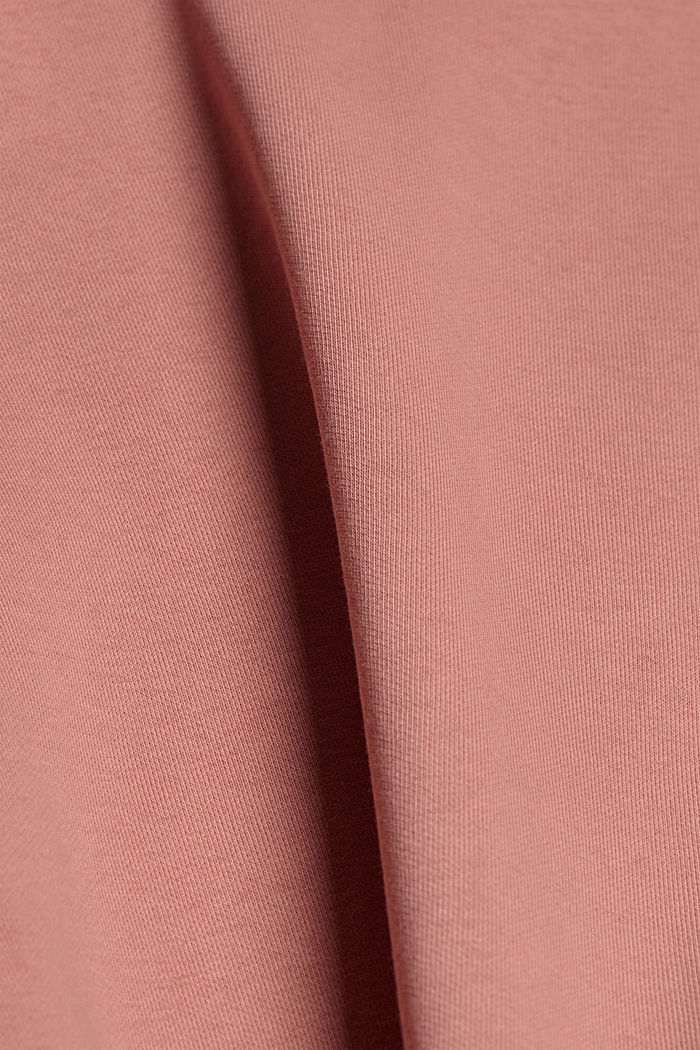 Tanktop aus Organic Cotton, CORAL, detail image number 4