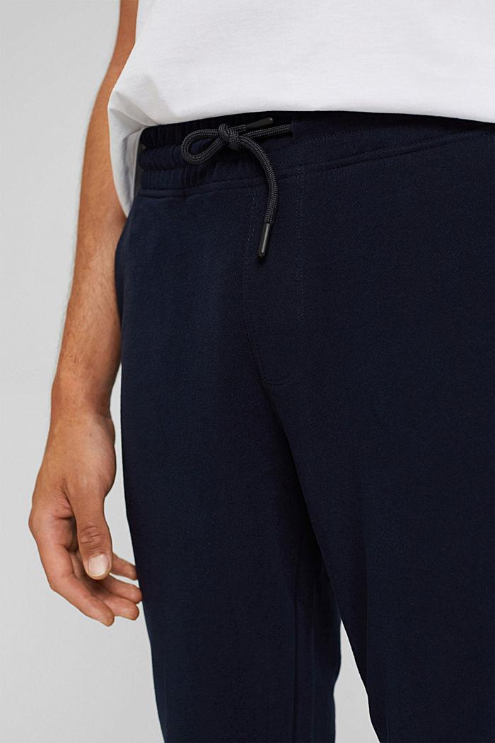 Sweathose im Jogger-Style, NAVY, detail image number 3