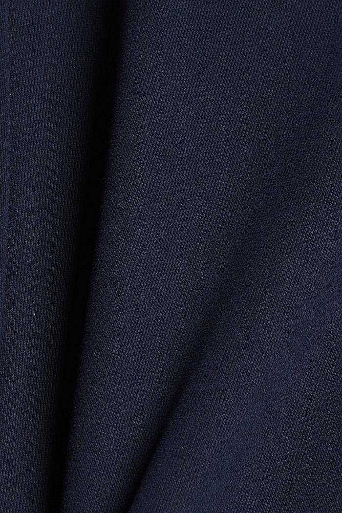 Sweathose im Jogger-Style, NAVY, detail image number 4