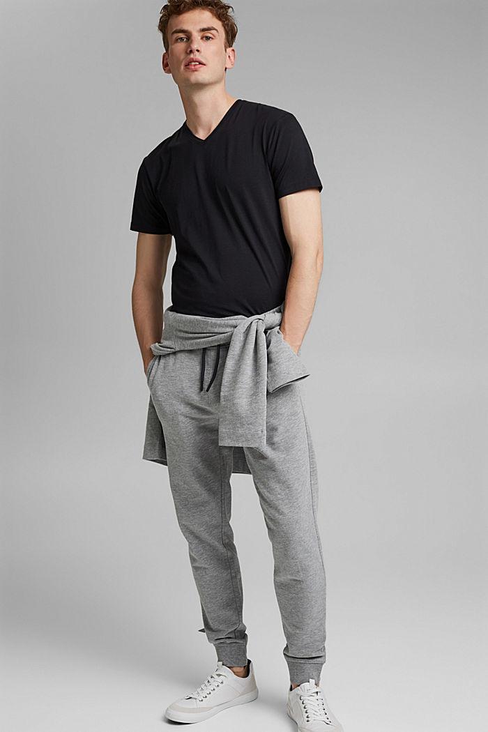 Sweatbroek in jogger-stijl
