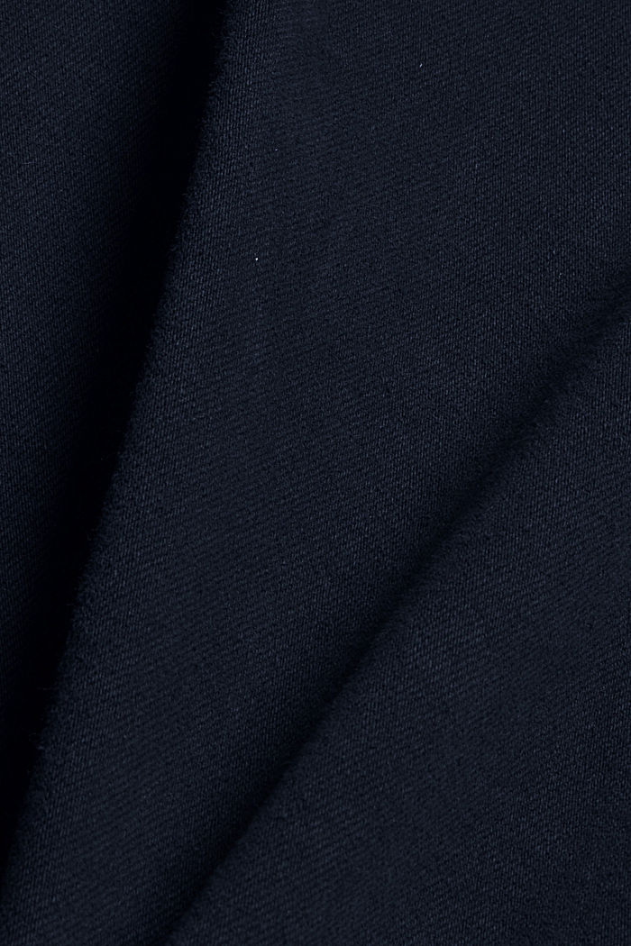 100% cotton twill jacket, NAVY, detail image number 5