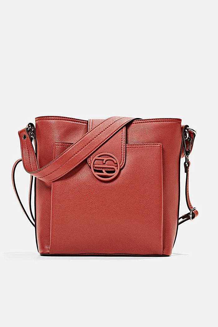 Veganský produkt: kabelka z imitace kůže ve stylu hobo