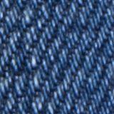 Slitna jeans med två knappar, ekobomull, BLUE MEDIUM WASHED, swatch