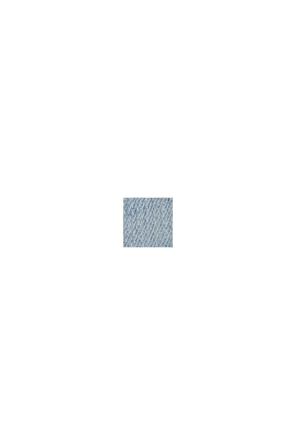 Kotníkové džíny z bio bavlny, BLUE LIGHT WASHED, swatch