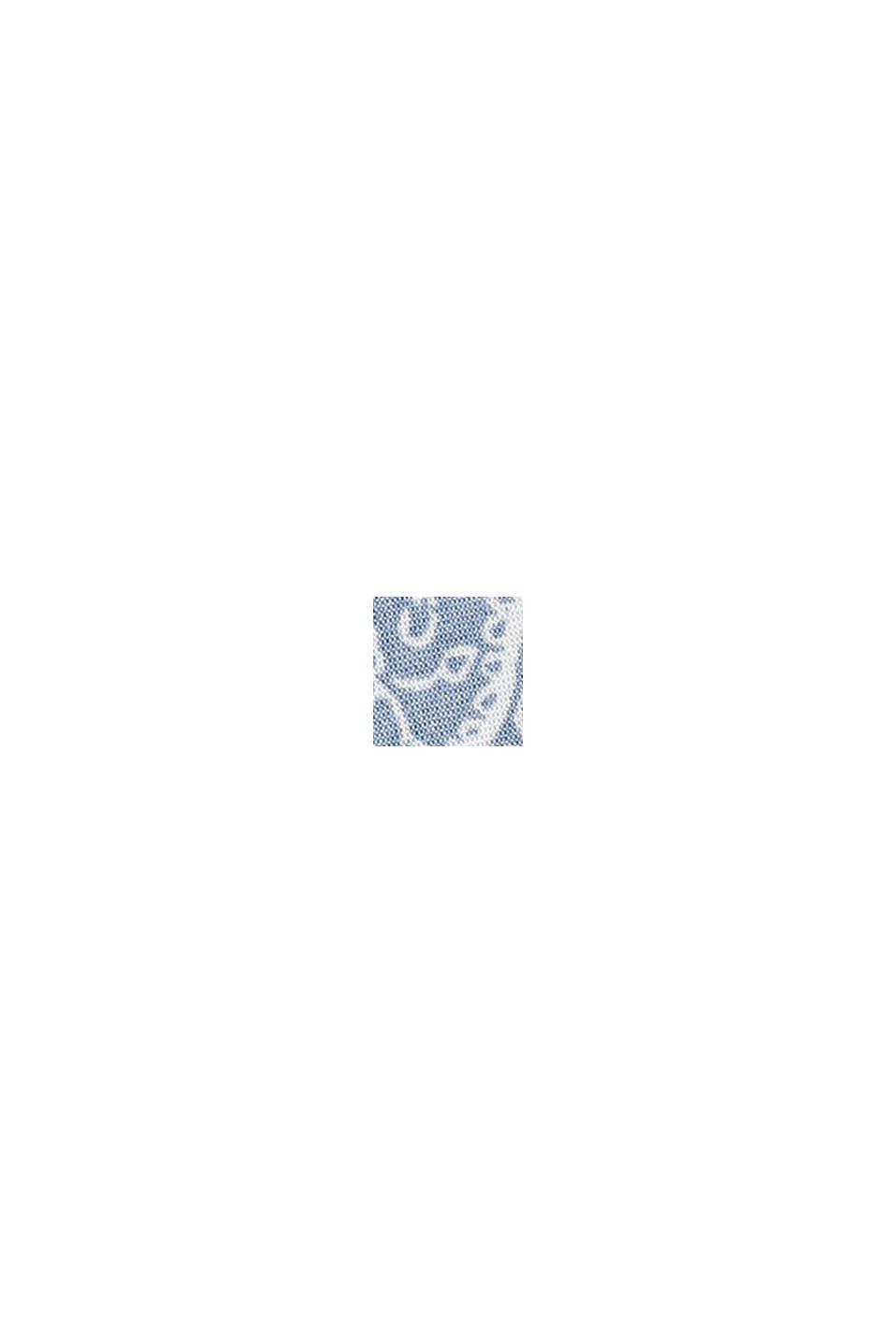 CURVY Blusentop aus LENZING™ ECOVERO™, PASTEL BLUE, swatch