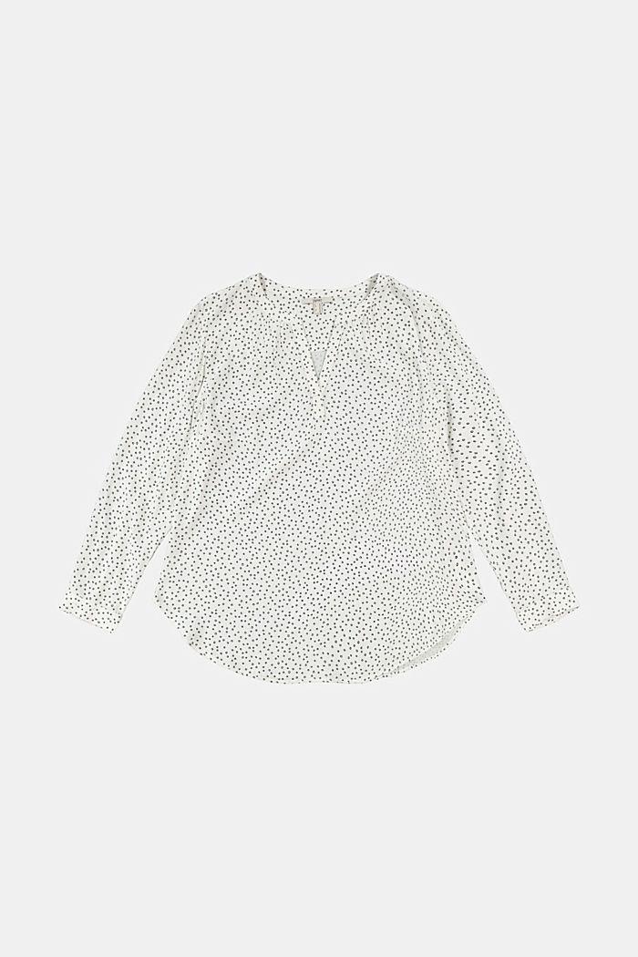 CURVY - Blusa estilo túnica en LENZING™ ECOVERO™