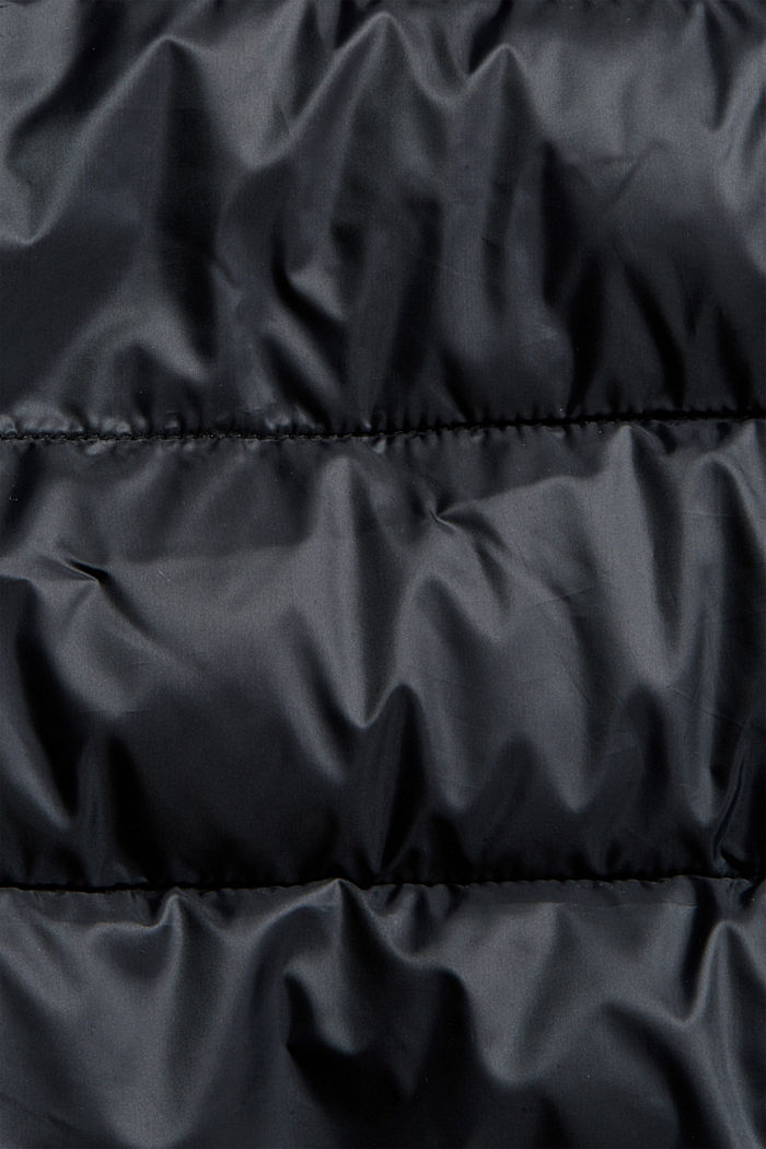 Recycelt: Steppjacke mit 3M™ Thinsulate™, BLACK, detail image number 4