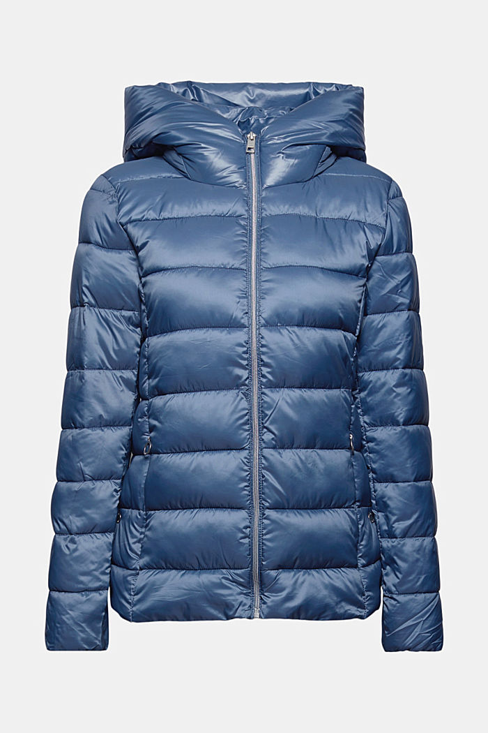 Recycled: Quilted jacket with 3M™ Thinsulate™