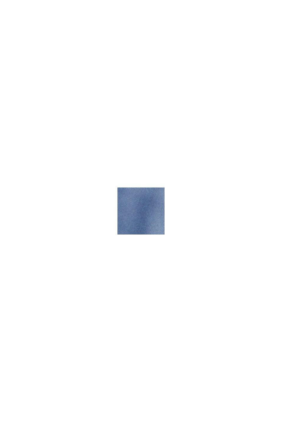 En matière recyclée: le manteau matelassé au rembourrage 3M™ Thinsulate, GREY BLUE, swatch