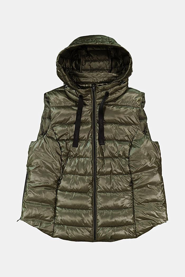 Vests outdoor woven regular fit