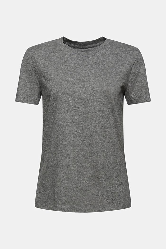 Basic T-shirt with organic cotton