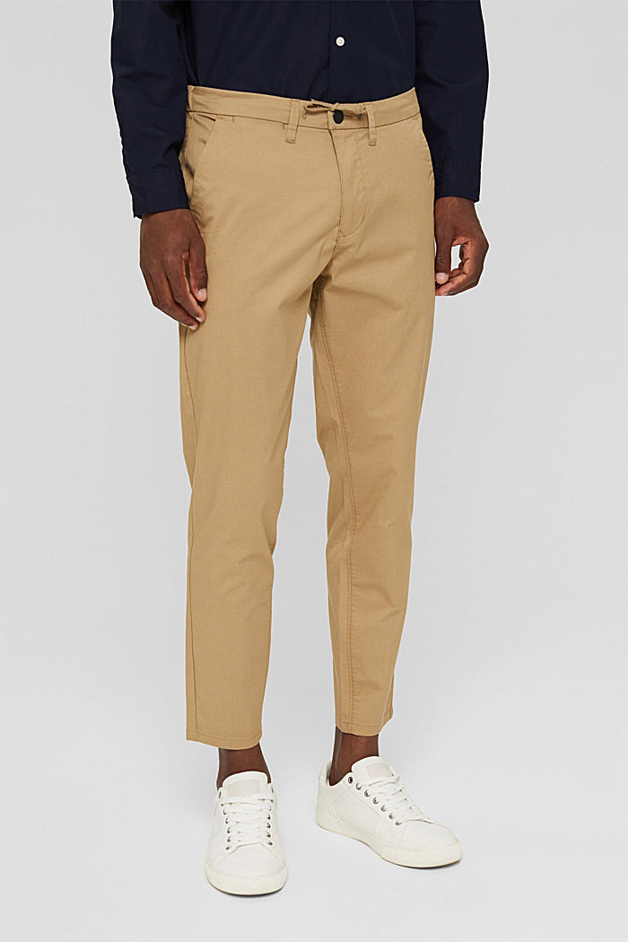 Trousers, BEIGE, detail image number 6