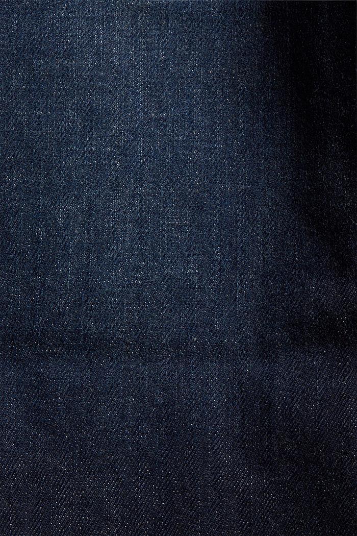 Pants denim Straight Fit, BLUE DARK WASHED, detail image number 1