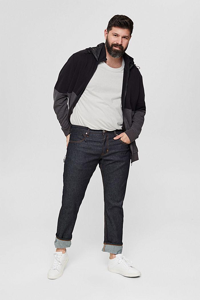 Camiseta de jersey con estampado, 100 % algodón ecológico, OFF WHITE, detail image number 2