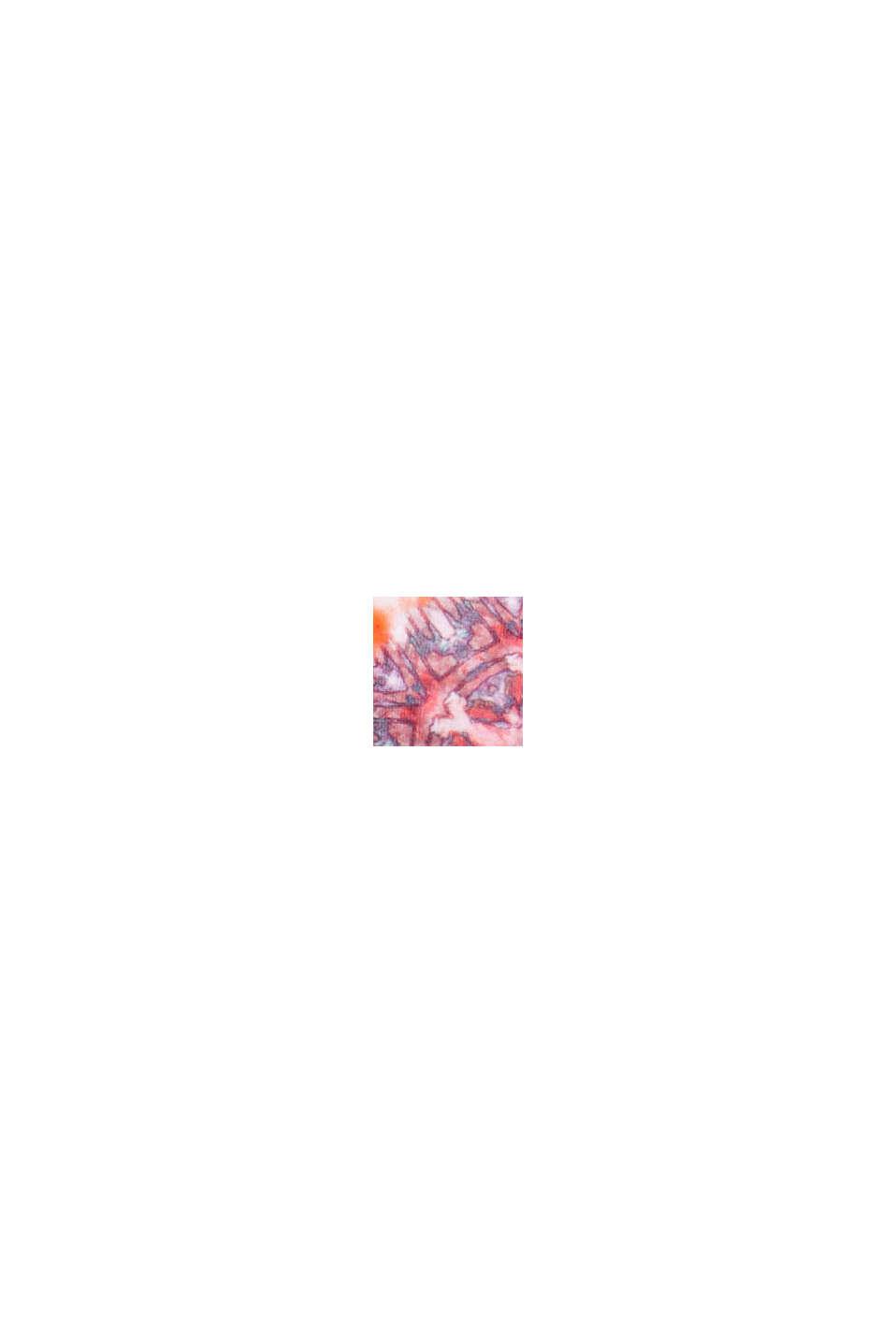 Recycelt: Neckholder-Top mit Print, PINK 3, swatch